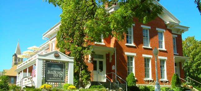 The JailHouse Inn